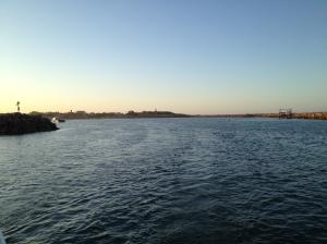 Bye for now Port Dension!!