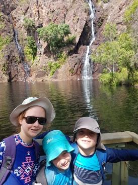 Wangi falls - Litchfield NP